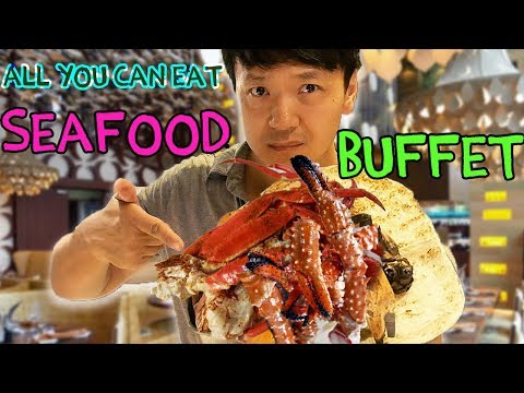 Thumbnail: AMAZING All You Can Eat SEAFOOD Buffet in Singapore!
