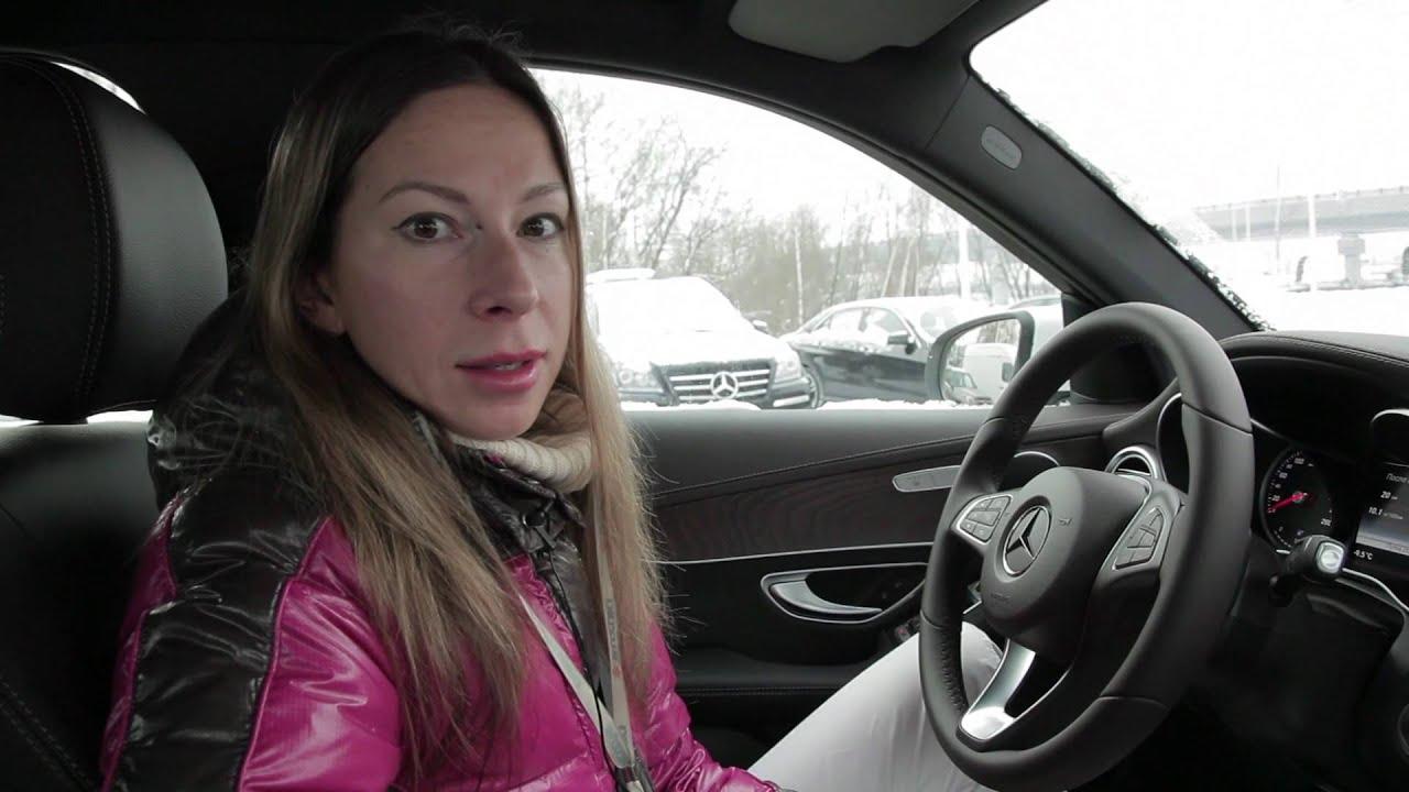 Три месяца с Мерседес/Mercedes GLC. Лиса Рулит.