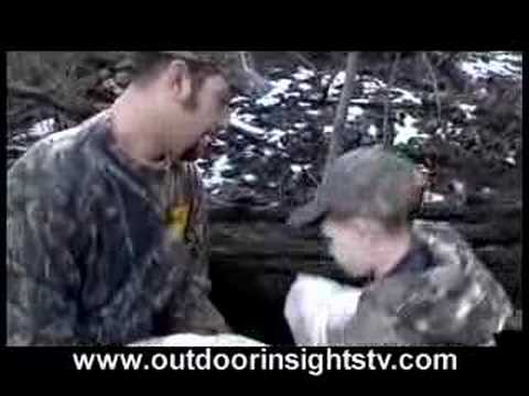 Setting Traps To Catch Shed Deer Antlers W/ Outdoor Insights