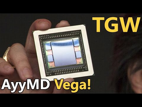 AMD Vega Coming Soon, Competes with 1080 Ti | TGW #95