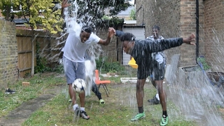 EPIC WET KEEPY UPS CHALLENGE!!