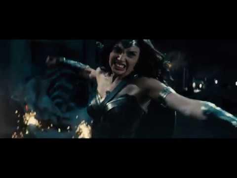 Fanmade Wonder Woman VS Faora Trailer