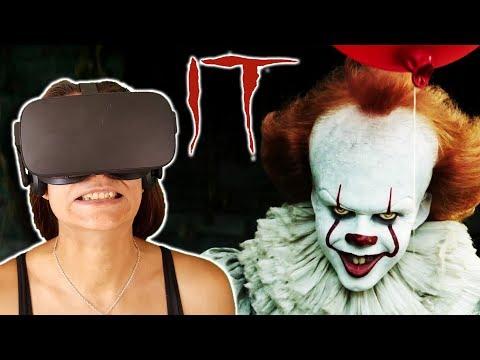 PELÍCULA IT EN REALIDAD VIRTUAL   Trailer Float (Oculus Rift en Español)