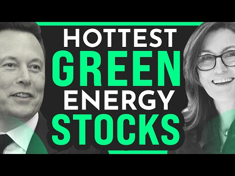 HOTTEST Green Energy Stocks & ETFs — HUGE Gains! 🍃