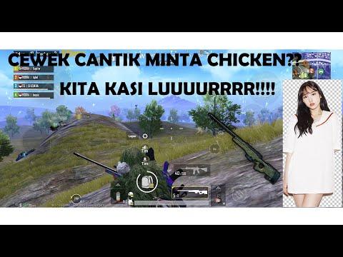 cewek-cantik-minta-chicken??-auto-semangat!!!-pubg-mobile-#pubgm2020-#chickendinner