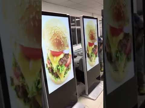 pikasso branding advertising screens