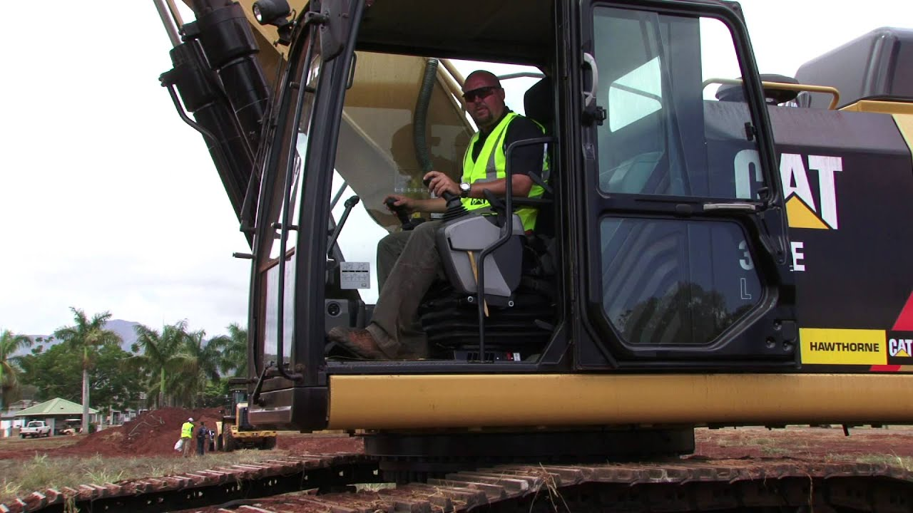 Cat 349e Hydraulic Excavator