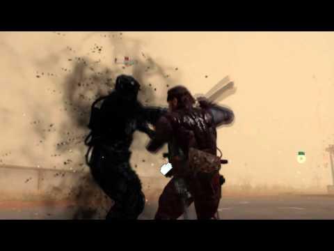 Metal Gear Solid 5 TPP #ShareEveryWin Skulls vs. Water Pistol & CQC only!