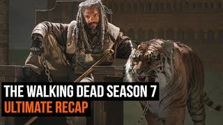The Ultimate Walking Dead Season 7 Recap