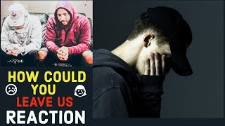 NF - How could you leave us REACTION