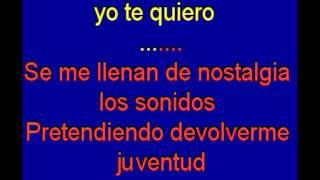 El Ultimo Guateque -   Laredo -  karaoke   Tony Ginzo
