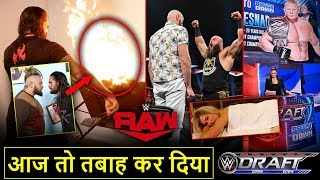 'Aaj Seth Karke Aaya' Seth BURNED🔥 FireFly Funhouse, Braun Breaks Table WWE Raw Highlights 14 Oct 19