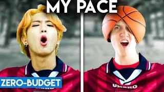 K-POP WITH ZERO BUDGET! (Stray Kids - My Pace)