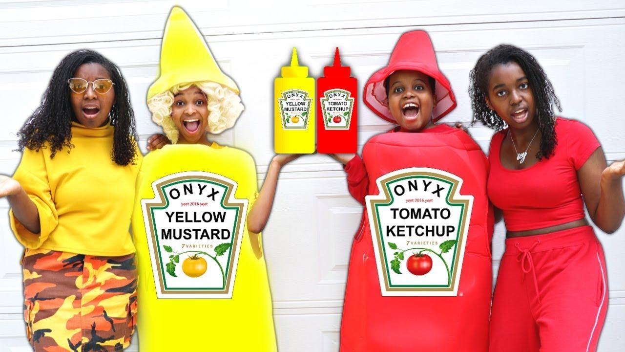 c0f37b719e1 Ketchup vs Mustard