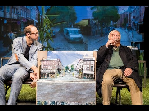 Die Tage, die ich mit Gott verbrachte — von Axel Hacke — am Düsseldorfer Schauspielhaus