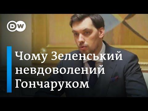 Відставка Гончарука: чому Зеленський незадоволений урядом? | DW Ukrainian