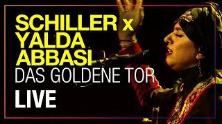 "SCHILLER x YALDA ABBASI: ""Das Goldene Tor"" // Live in Berlin // UltraWide 4K"