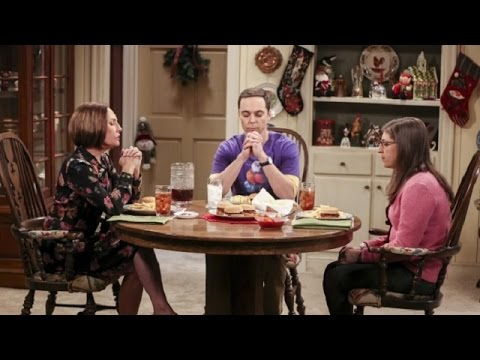 The Big Bang Theory Season 10 Episode 12 [ The Holiday Summation ]