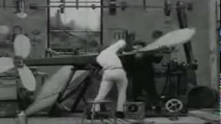 The Airship Destroyer de Walter Booth - 1909.avi