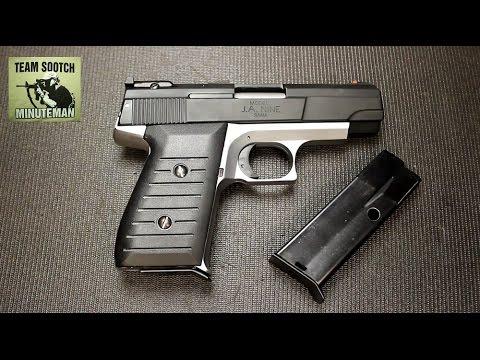 Jimenez Arms JA 9 Pistol Review  Budget or Junk