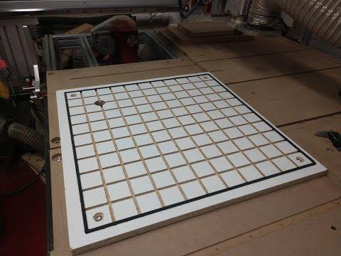 Vacuum Table 24x24