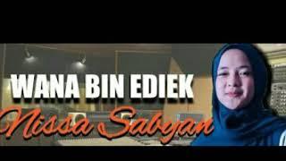 Video Terbaru Nissa Sabyan Wana Bein Ediek (Nancy Ajram) 2018 download MP3, 3GP, MP4, WEBM, AVI, FLV Agustus 2018