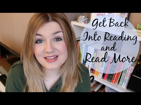 How I Read So Much & Got Back Into Reading