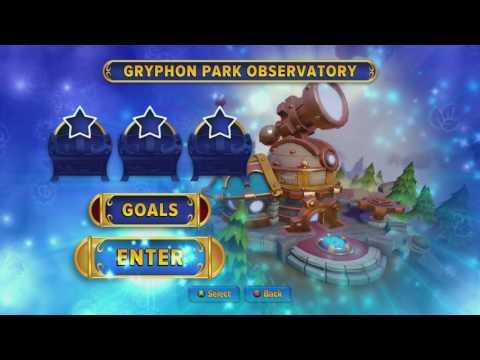 Skylanders Imaginators: Gryphon Park Observatory
