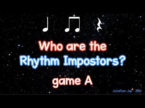 Rhythm Impostor: Game A  