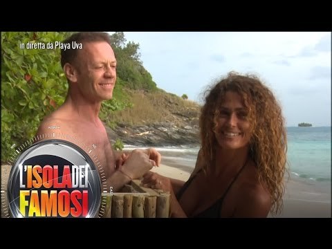 L'isola dei famosi - Samantha incontra Rocco Siffredi from YouTube · Duration:  1 minutes 36 seconds