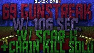 Beast 69 Gunstreak w/ SCAR-H - 106 Second Nuclear + Chain Killer: 13,325 Score *NO SUPPORT* thumbnail