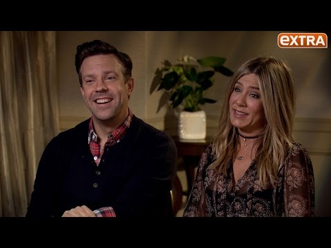 Jennifer Aniston on Jake Gyllenhaal's Crush, Filming 'Mother's Day,' and More!