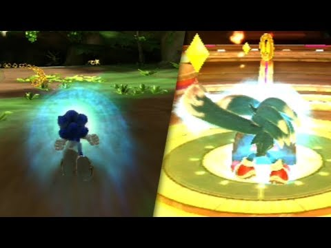 Sonic Unleashed - Music Port Tests
