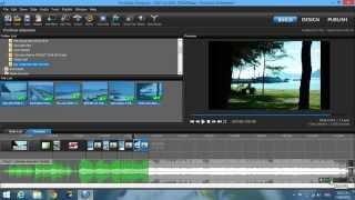 [Thủ Thuật]  Proshow - Part 3 - Chèn âm thanh và chỉnh sửa âm thanh trong  Proshow