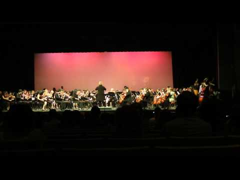 Enloe HS: A 5th of Beethoven, Disco version