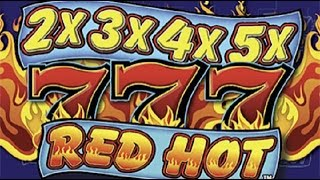 IGT - $1 Slot 777 Red Hot Live Play BIG WIN(I loaded my $100 Free Play along with $80 cash into this machine, looking to only spinoff my FP and see what I could win from it 50 spins @ $2 bet! Enjoy!, 2016-01-17T13:34:05.000Z)