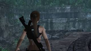 Tomb Raider Underworld Gameplay Walkthrough Part 4 - Southern Mexico(1080P_60FPS)