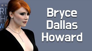 [Filmography] Bryce Dallas Howard