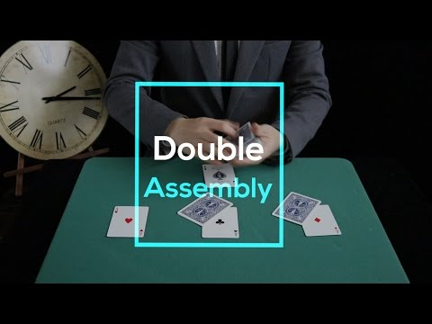 Double Assembly by Kimoon Do
