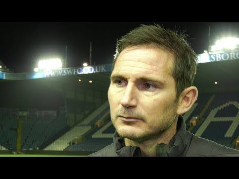 POST MATCH | Frank Lampard Post Sheffield Wednesday (A)