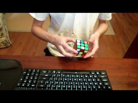 4.992 3x3 Rubik's Cube Solve! (Mojue M3)