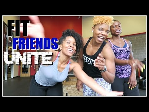 FIT FRIENDS UNITE | Family Physique Update | White Bean Chicken Chili