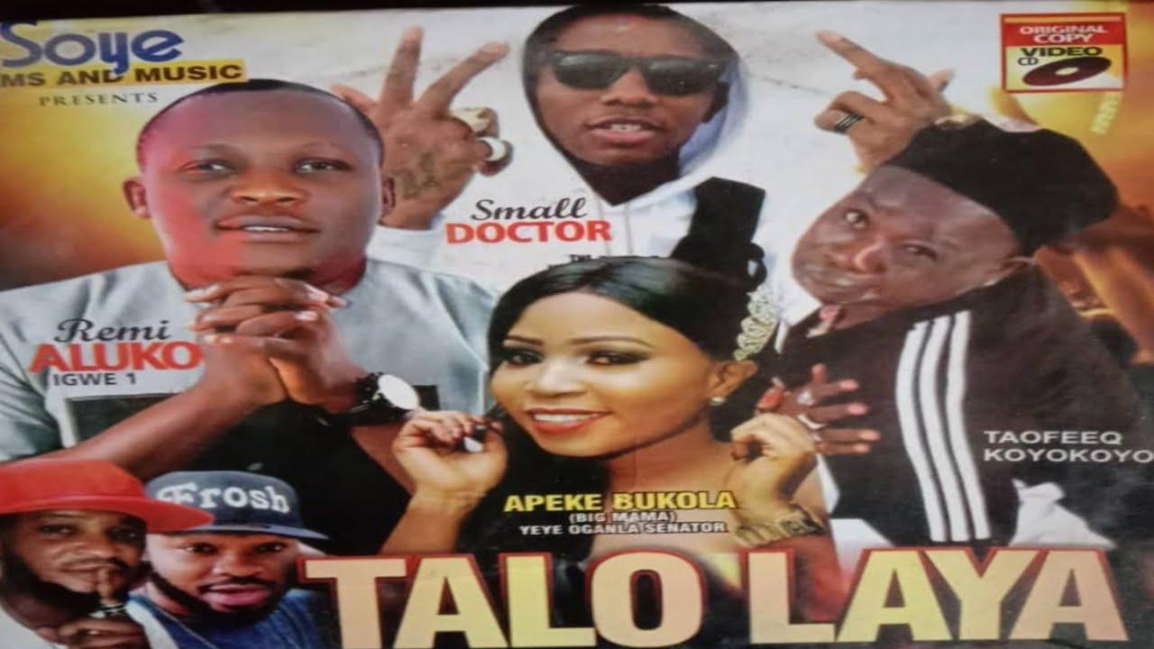 Download SMALL DOCTOR, REMI ALUKO, APEKE BUKOLA UNFORGETTABLE PERFORMANCE - TALO LAYA
