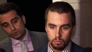 Niskanen: It wasn't intentional, wasn't even trying to cross check him