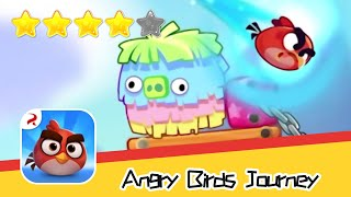 Angry Birds Journey 76 Walkthrough Fling Birds Solve Puzzles Recommend index four stars