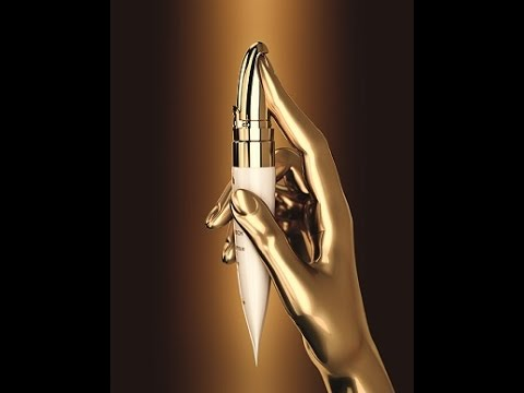 Guerlain Abeille Royale, Official Video,  Gold eye tech 2015