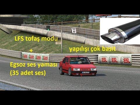 LFS TOFAŞ YAMASI + EGSOZ YAMASI NASIL YAPILIR