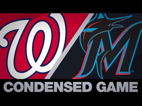 Condensed Game: WSH@MIA- 4/20/19