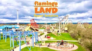 Flamingo Land Resort Vlog 2nd April 2017