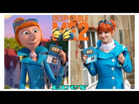 Despicable Me Characters In Real Life